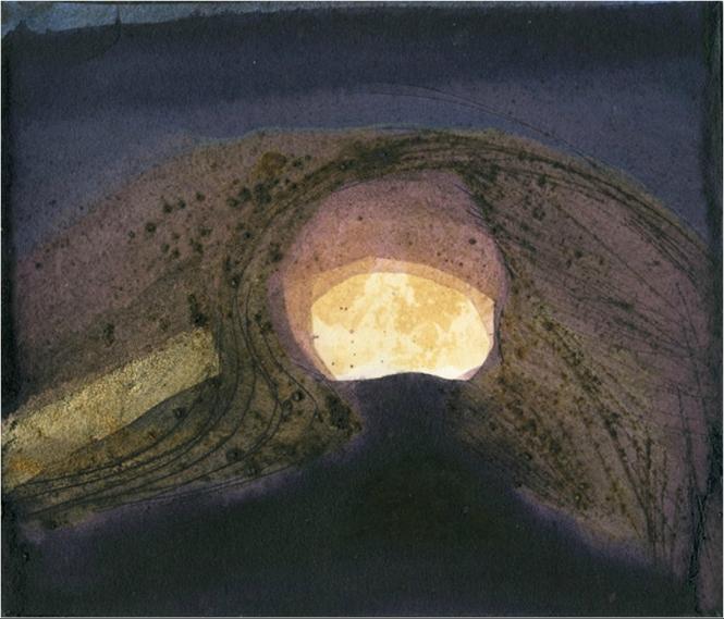 Kari Van Tine: Cave Light