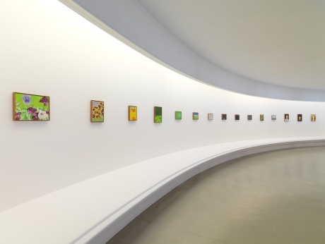 Installation view, Alex Katz: Give me Tomorrow