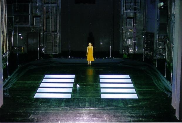 Mark Lammert: Stage for Die Hamletmaschine